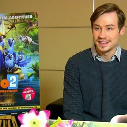 David Kross - Blu - über Fussball - Interview Poster