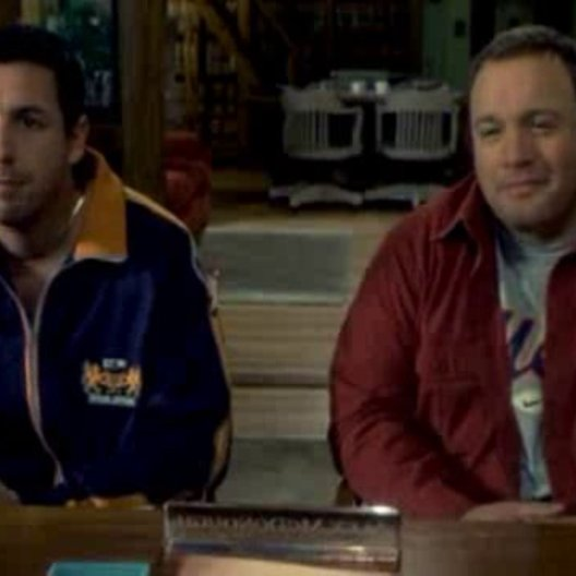 Chuck und Larry - Wie Feuer und Flamme - Trailer