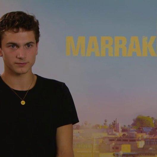 Samuel Schneider - Ben - über seine Vorbereitung auf die Rolle - Interview Poster