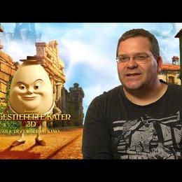 Elton - deutsche Stimme HUMPTY ALEXANDER DUMPTY - über den Film - Interview Poster