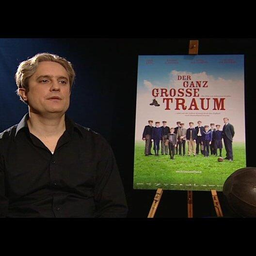 Sebastian Grobler (Regisseur) über die Bearbeitung der historischen Figur - Interview