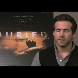 Ryan Reynolds über Rodrigo Cortes - OV-Interview Poster