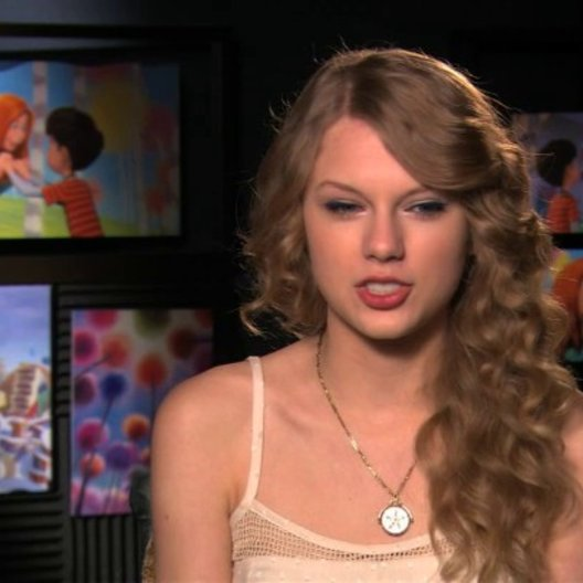 Taylor Swift über Taylor - OV-Interview Poster