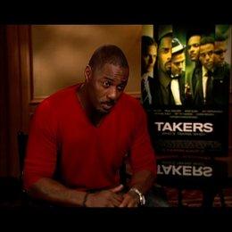 Idris Elba - ueber die Story - OV-Interview Poster