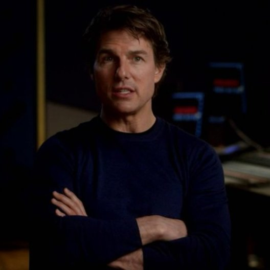 Tom Cruise (Ethan Hunt) über Regisseur Christopher McQuarrie - OV-Interview Poster