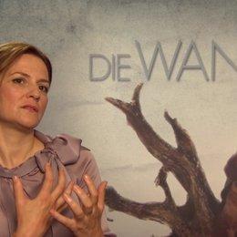 Martina Gedeck - Frau - über das Buch II - Interview Poster