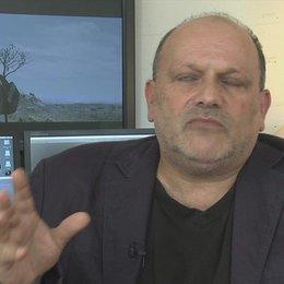 Eran Riklis - Regisseur - Für welches Publikum er den Film gemacht hat - OV-Interview Poster