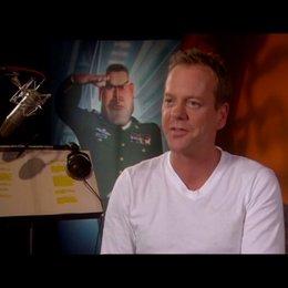 Kiefer Sutherland / über seine Rolle - OV-Interview Poster
