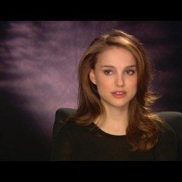 Natalie Portman über das Trainieren für den Film - OV-Interview