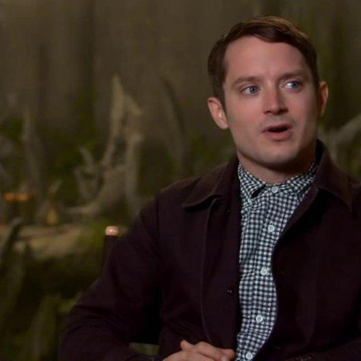 Elijah Wood - Dolan der 37te - über Originalitaet des Skripts - OV-Interview