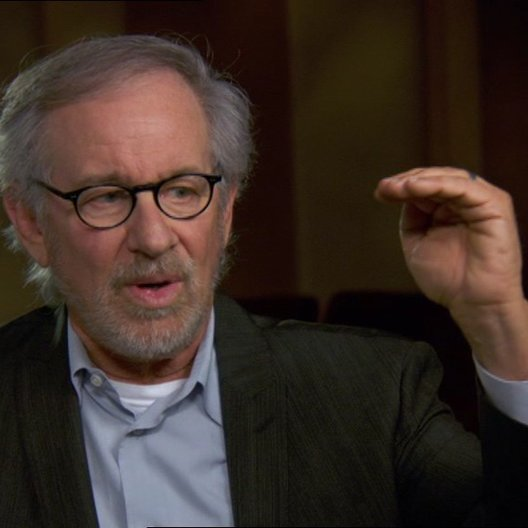 Steven Spielberg (Regisseur-Produzent) über die Stimme von Lincoln - OV-Interview