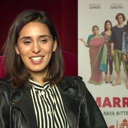 Maryam Zaree über die Zusammenarbeit mit Steffen Groth, über Zusammenarbeit mit Fahri Yardim, über die indischen Kostüme - Interview Poster