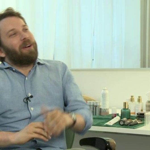 Christian Ulmen - Robert Beck - über Eugene Boateng - Interview