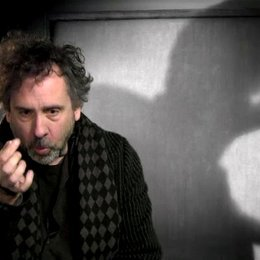 Tim Burton - Regisseur - über Stop Motion - OV-Interview