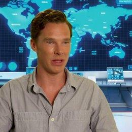 Benedict Cumberbatch über die Arbeit mit dem Regisseur - OV-Interview