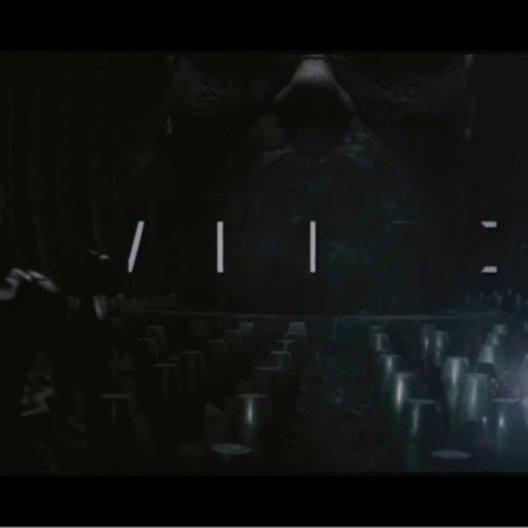 Prometheus - Dunkle Zeichen - OV-Teaser Poster