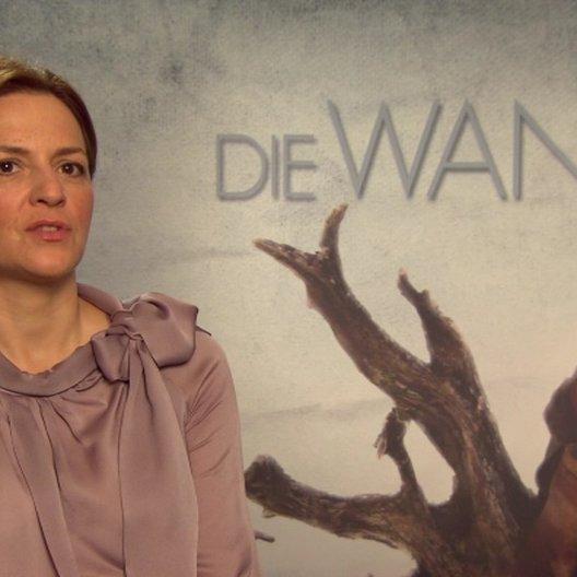 Martina Gedeck - Frau - über das Buch I - Interview