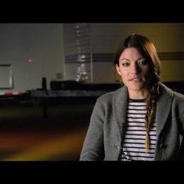 """Jennifer Carpenter - """"Sharon Ames"""" / über das, was die Zuschauer bekommen werden - OV-Interview"""