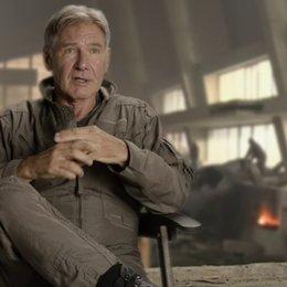 Harrison Ford - Drummer - über die Anziehungskraft des Films - OV-Interview