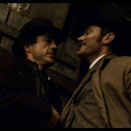Sherlock Holmes - Trailer Poster