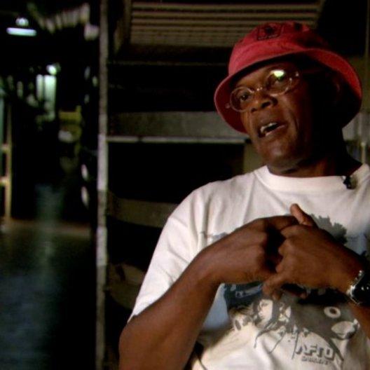 Samuel L Jackson - Nick Fury was das Publikum vom Film erwarten kann - OV-Interview
