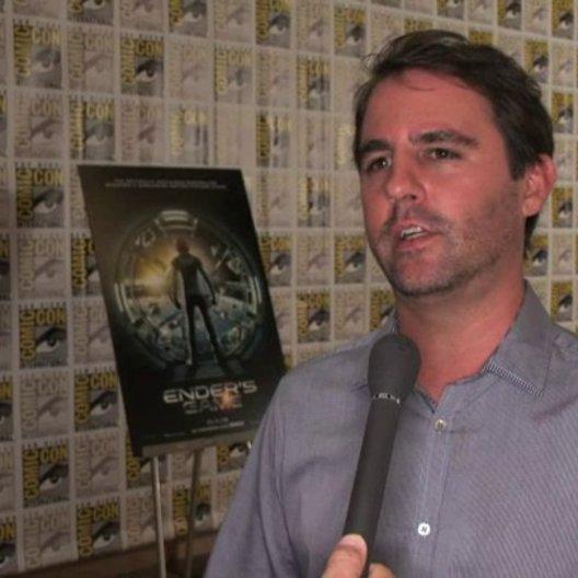 Bob Orci über die Begeisterung der Fans - OV-Interview Poster