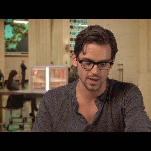 Matthew Bomer (Henry Hamilton) über was einen guten Thriller ausmacht - OV-Interview Poster
