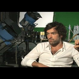 Romain Duris über Vanessa Paradis - OV-Interview