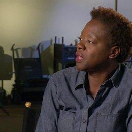Viola Davis über Hugh Jackman - OV-Interview