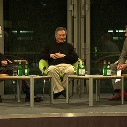 Ang Lee und Wim Wenders - Erfahrungen in 3D - OV-Interview Poster