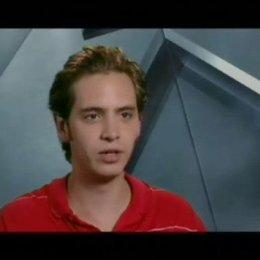 "Aaron Stanford (John Allerdyce/""Pyro"") - Interview"
