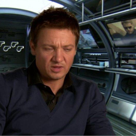 JEREMY RENNER - Brandt - über MISSION IMPOSSIBLE - OV-Interview