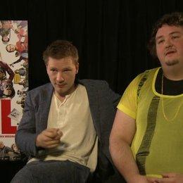 Jakob Matschenz und Daniel Zillmann über den Film - Interview