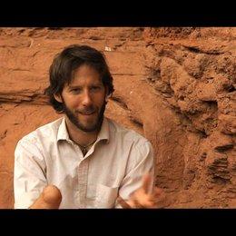 Aron Ralston über die Essenz der Situation eingeklemmt zu sein - OV-Interview