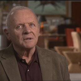 Anthony Hopkins (John) über seine Rolle - OV-Interview Poster