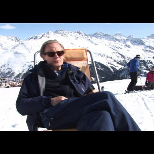 Bill Nighy (Richard) über seine Rolle - OV-Interview Poster
