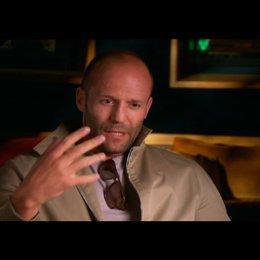 Jason Statham über die Regie Teil 1 - OV-Interview Poster