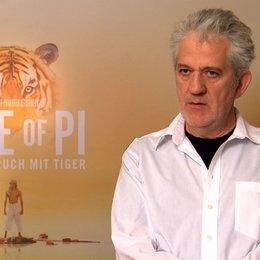 """Ilja Richter über den Tiger """"Richard Parker"""" - Interview Poster"""