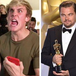 Oscars 2016: Seht die beste Reaktion zu Leonardo DiCaprios Oscar-Gewinn