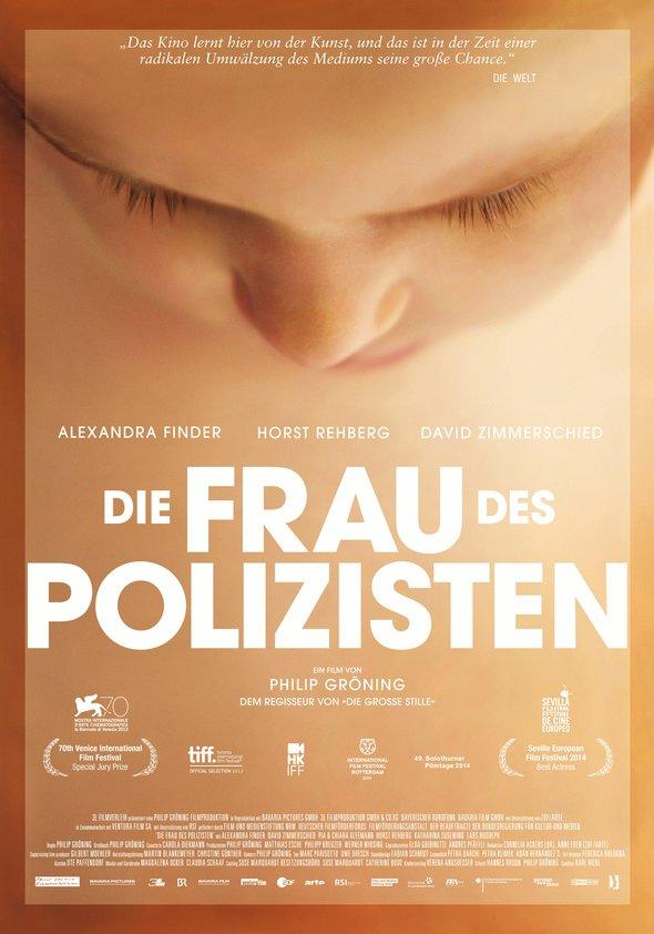 Die Frau des Polizisten Poster