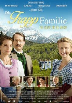 Die Trapp Familie - Ein Leben für die Musik Poster