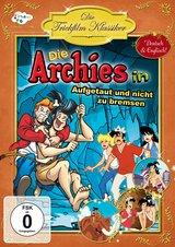 Die Trickfilm-Klassiker: The Archies - Aufgetaut und nicht zu bremsen Poster