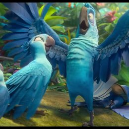 Rio 2 Dschungelfieber (VoD-/BluRay-/DVD-Trailer)