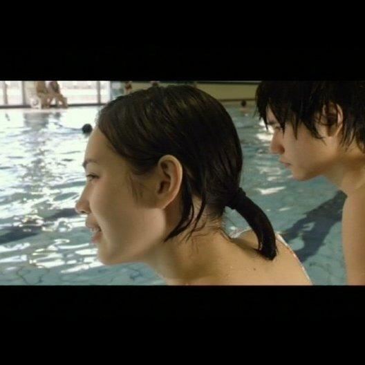 Midori gesteht Watanabe, was sie will - Szene Poster