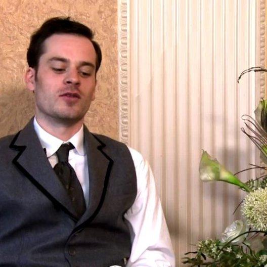 Florian Bartholomaei -  Paul de Villiers -  über Lucy und Paul - Interview