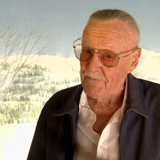 Stan Lee - Stan - über die Charaktere als Identifikationsfiguren - OV-Interview