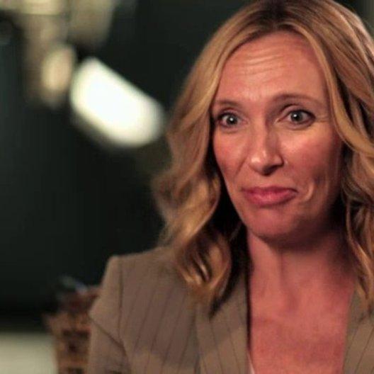 Toni Collette über ihre Vorfreude auf den Film - OV-Interview Poster