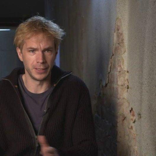 Interview mit James DArcy - OV-Interview
