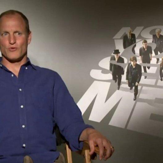 Woody Harrelson - Merritt McKinney - über die Motive der The Four Horsemen - OV-Interview