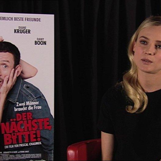 Diane Kruger über die Geschichte - Interview